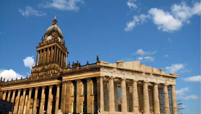Leeds Town Hall / Parthenon
